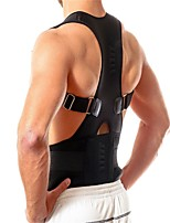cheap -Adjustable Back Support Protection Back Shoulder Posture Pain Relief Back Posture Corrector