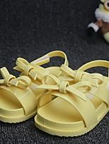 cheap -Girls' Comfort PVC Sandals Little Kids(4-7ys) Yellow / Pink / Green Summer