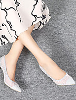 cheap -Women's Heels Summer Stiletto Heel Pointed Toe Daily Mesh Silver