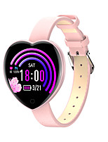 cheap -CARKIRA T52 Women Smartwatch Android iOS Bluetooth Waterproof Touch Screen Heart Rate Monitor Blood Pressure Measurement Sports Pedometer Call Reminder Activity Tracker Sleep Tracker Sedentary