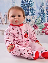 cheap -Reborn Baby Dolls Clothes Reborn Doll Accesories Cotton Fabric for 22-24 Inch Reborn Doll Not Include Reborn Doll Insect Soft Pure Handmade Girls' 1 pcs