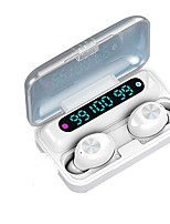 cheap -LITBest F9-9 TWS True Wireless Earbuds Wireless with Charging Box Sweatproof Mobile Power for Smartphones LED Power Display for Mobile Phone