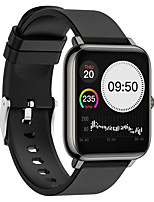 cheap -P22 Unisex Smart Wristbands Android iOS Bluetooth Heart Rate Monitor Blood Pressure Measurement Calories Burned Long Standby Health Care Stopwatch Pedometer Call Reminder Sleep Tracker Sedentary