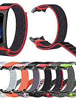 cheap -Nylon Sport Watch Band for Samsung Gear Fit2 Pro Fitness Watch Bands Wrist Strap for Samsung Gear Fit2 Pro / Samsung Gear Fit 2