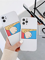 cheap -Case For Apple iPhone 11 Pro Max / iPhone XR / iPhone XS Max Shockproof / Dustproof / IMD Back Cover Cartoon / 3D Cartoon TPU