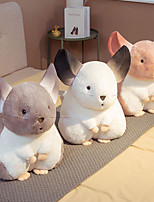 cheap -1 pcs Stuffed Animal Pillow Plush Doll Simulation Plush Toy Plush Toys Plush Dolls Stuffed Animal Plush Toy Mouse Cartoon Comfortable Realistic PP Plush Imaginative Play, Stocking, Great Birthday