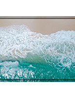 cheap -Non-Slip Long Bathroom Rugs Machine-Washable Soft Microfiber Floor Rugs