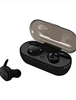 cheap -LITBest TWS4 TWS True Wireless Earbuds Wireless Bluetooth 5.0 with Microphone with Volume Control with Charging Box Auto Pairing Smart Touch Control for Mobile Phone