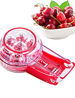 cheap -Cherry Core Seed Remover Tool Fresh Fruit Cherry Seed Gadget Pitter Nuclear Device Kitchen Accessories