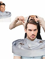 cheap -Family Barber Cape Cloak Salon Hair Cutting Trimming Cover Umbrella Haircut Tool Accessories Warp Cloak