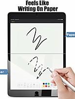 Недорогие -2шт paperlike защитные пленки для ipad 9.7 протектор экрана ipad pro ipad air совместимый с яблочным карандашом антибликовое покрытие протектор экрана для ipad ipadmini