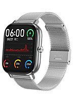 cheap -DT35 Unisex Smart Wristbands Android iOS Bluetooth Waterproof Heart Rate Monitor Blood Pressure Measurement Calories Burned Long Standby Stopwatch Pedometer Call Reminder Sleep Tracker Sedentary