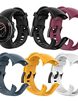 cheap -Silicone Strap Replacement for Suunto 5 Fitness Wristband Outdoor Sport Smart Watch for Suunto 5