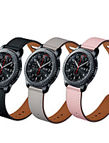 cheap -22mm Genuine leather Watchbands Quick Release strapFor Watch accessorie LG W100/LG W110/LG W150/Asus Vivowatch /Asus ZENWATCH/Asus ZENWATCH2/pebble time/Xiaomi Watch color