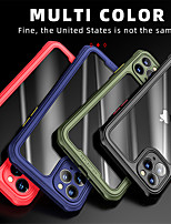 cheap -For iPhone SE 2020  iPhone 11 Pro Max 11  X  XS XR  XS Max  8 8Plus  7  Case Soft Material Ultra Hybrid Comfort-grip Cell Phone Cases Protective Case Cover