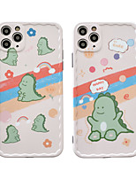 cheap -protective sleeve Animal TPU cartoon Apple iPhone 11 pro Max X  XS  XR XSMax 8p  8  SE (2020)  soft shell iPhone case