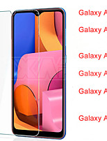 cheap -9H Protective Glass on the For Samsung Galaxy A10 A20 A30 A40 2019 A50 2019 A70 2019 Screen Tempered Glass Film Case