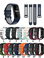 cheap -For Fitbit Charge 4 3 Charge 4 SE 3 SE Watch Band Replacement Silicone Bracelet Wrist Strap