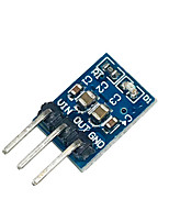 cheap -3 Feet AMS1117-3.3 Power Module 3.3V  Power Module LDO 800ma