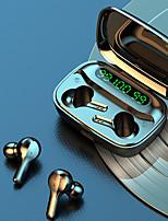 Недорогие -CARKIRA R3 TWS True Беспроводные наушники Беспроводное Bluetooth 5.0 С микрофоном С регулятором громкости HIFI С зарядным устройством Smart Touch Control Спорт и фитнес