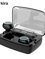 cheap -CARKIRA M11 TWS True Wireless Earbuds Wireless Bluetooth 5.0 Stereo HIFI with Charging Box Waterproof IPX7 Smart Touch Control for Sport Fitness