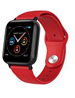 Недорогие -Q10 Smart Watch BT Поддержка фитнес-трекер уведомить / артериальное давление / монитор сердечного ритма Спорт Bluetooth-совместимые SmartWatch Iphone / Samsung / Android телефонов