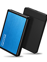 cheap -DRXENN 2.5 Inch 5Gbps HDD Case USB 3.0 to SATA Adapter External Hard Drive Enclosure For SSD Disk Case Mobile Enclosure Box With USB 3.0 Version Cable