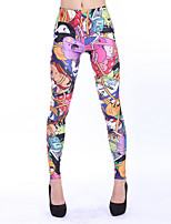 cheap -Inspired by Adventure Time Pants Spandex Printing Pants For Women's