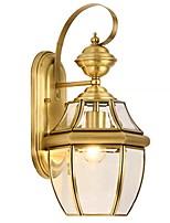 cheap -QIHengZhaoMing Wall Lamps & Sconces Living Room / Bedroom Glass Wall Light 110-120V / 220-240V 5 W