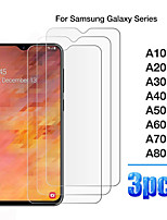 cheap -SAMSUNGScreen ProtectorA6 (2018) High Definition (HD) Front Screen Protector 1 pc Tempered Glass
