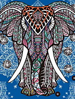 cheap -5d Diamond Painting Full Drill Animal New Arrival Diamond Embroidery Elephant Decorations For Home