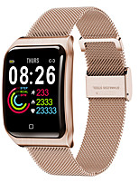 cheap -F9 Unisex Smart Wristbands Android iOS Bluetooth Heart Rate Monitor Blood Pressure Measurement Calories Burned Long Standby Health Care Stopwatch Pedometer Call Reminder Sleep Tracker Sedentary