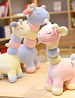cheap -1 pcs Stuffed Animal Pillow Plush Doll Sofa Toys Plush Toys Plush Dolls Stuffed Animal Plush Toy Unicorn Cartoon Comfortable Realistic Soothing PP Plush Imaginative Play, Stocking, Great Birthday