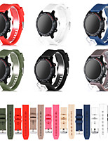 cheap -Watch Band for Huawei Watch GT / Huawei Watch GT 2 Huawei Sport Band Silicone Wrist Strap
