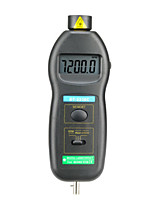 cheap -DT2236C Speed Detector Meter Laser Tachometer DT 2236C LED Digital Optical Contact Tachometer Detector Meter