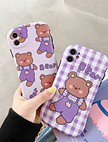 cheap -Cartoon TPU for Apple iPhone Case 11 Pro Max X XR XS Max 8 Plus 7 Plus SE(2020) Protection Cover