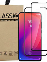 cheap -1pc / 2pcs / 3pcs / 5pcs Tempered Glass Film for Samsung Galaxy Note 10 Lite / S10 Lite / A91 / A81 /A71 /A51 /A41 /A31 /A21 /A11 / A01 /A90 5G /A70 /A50 / A40 /A20 /A30S / A10 A20S/ A20E / M31 / M30S