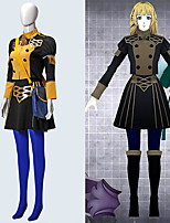 cheap -Inspired by Fire Emblem Anime Cosplay Costumes Japanese Cosplay Suits Top Skirt For Women's