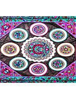 cheap -Digital Print Memory Foam Bath Mat Non Slip Absorbent Bathroom Mat Super Soft Microfiber Bath Mat Set Super Cozy Velvety Bathroom Rug Carpet