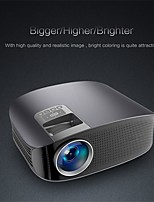 cheap -YG610 Mini Projector Led Full HD 1080P  Wired Sync Display Beamer Multi Screen Home Theatre HDMI VGA USB