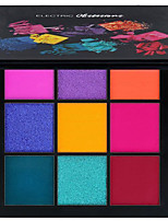 cheap -9 Colors Eyeshadow Eyeshadow Palette Matte Eye Cosmetic EyeShadow Waterproof lasting Long Lasting Beauty Daily Makeup Halloween Makeup Party Makeup Cosmetic Gift