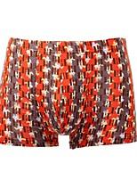 cheap -Men's Basic Briefs Underwear - Normal Mid Waist Blue Red L XL XXL