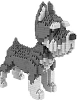 cheap -Building Blocks Educational Toy 900+ Dog compatible Molded ABS Legoing DIY Animal Design Boys and Girls Toy Gift