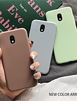 cheap -Case For Samsung Galaxy Galaxy A10(2019) / Galaxy A30(2019) / Galaxy A50(2019) Shockproof / Frosted Back Cover Solid Colored TPU