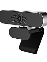 cheap -1080P Webcam with Microphone, HD PC Webcam Laptop Plug and Play USB Webcam Streaming Computer Web Camera with 110-Degree View Angle, Desktop Webcam for Video Calling Recording