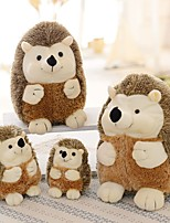 cheap -1 pcs Stuffed Animal Pillow Plush Doll Sofa Toys Plush Toys Plush Dolls Stuffed Animal Plush Toy Cartoon Characters Hedgehog Comfortable Realistic Soothing PP Plush Imaginative Play, Stocking, Great