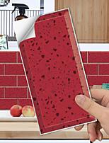 Недорогие -наклейки для отделки стен кухонные маслостойкие плитки легко моются съемные износостойкие водонепроницаемый и устойчивый к царапинам 3d стерео