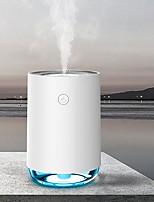 cheap -MJ MJ-01 Sterilization Air Humidifier with Mini Night Light 220ml Ultrasonic Fog Creator Home Office Car
