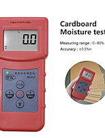 cheap -MS310 Inductive Moisture Analyzer Tester Wood Moisture Meter For Wood Lumber Timber Paper Bamboo Carton Concrete Metope