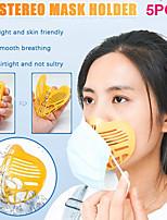 cheap -5pcs Lipstick protection mask bracket